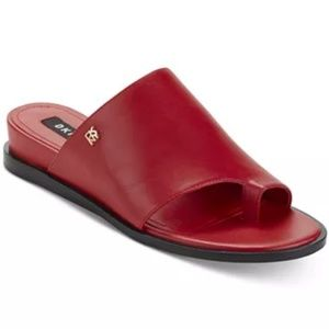 DKNY Daz Red Sandal